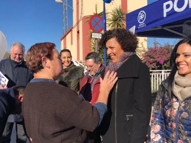 El Partido Popular explica los presupuestos de la Comunidad Autónoma de 2019 en Las Torres de Cotillas y Puerto Lumbreras - 4, Foto 4