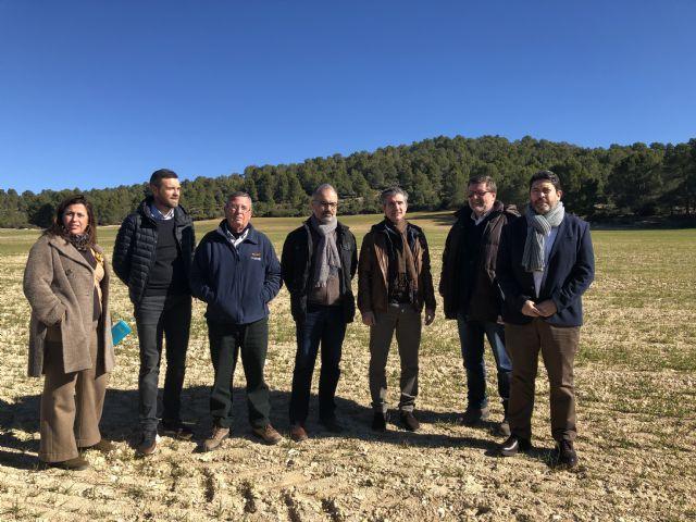 Agricultura incrementará en 1,4 millones la s ayudas para zonas con limitaciones naturales y zonas de montaña y se ampliarán a 8 municipios más, Foto 1