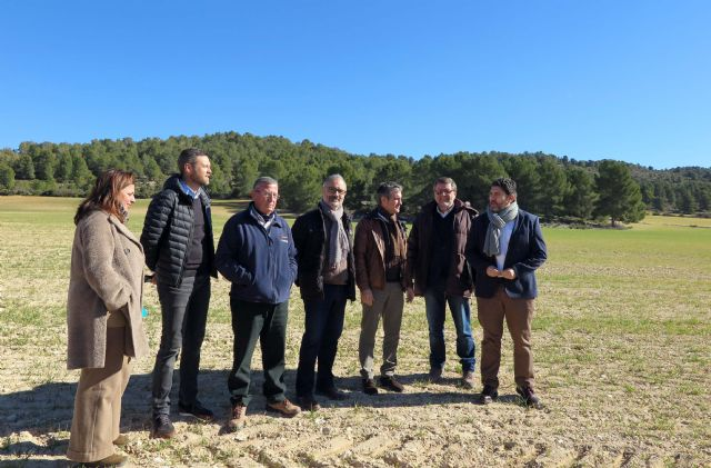 Fincas caravaqueñas reciben las ayudas del Programa de Desarrollo Rural para zonas montaña, - 1, Foto 1