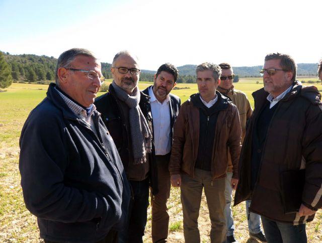 Fincas caravaqueñas reciben las ayudas del Programa de Desarrollo Rural para zonas montaña, - 2, Foto 2