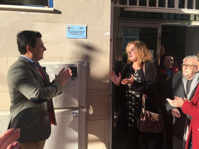 La sede de AFAL Cartagena y Comarca, en Santiago de la Ribera ya exhibe su registro sanitario reconocido por la Comunidad Autónoma - 1, Foto 1