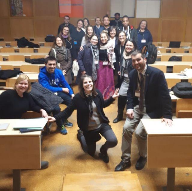 El criminólogo Víctor J. Navarro ha participado esta mañana en el VIII Congreso Internacional de Tecnología, Ciencia y Sociedad - 2, Foto 2