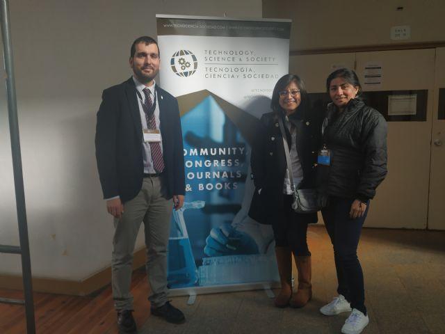 El criminólogo Víctor J. Navarro ha participado esta mañana en el VIII Congreso Internacional de Tecnología, Ciencia y Sociedad - 3, Foto 3