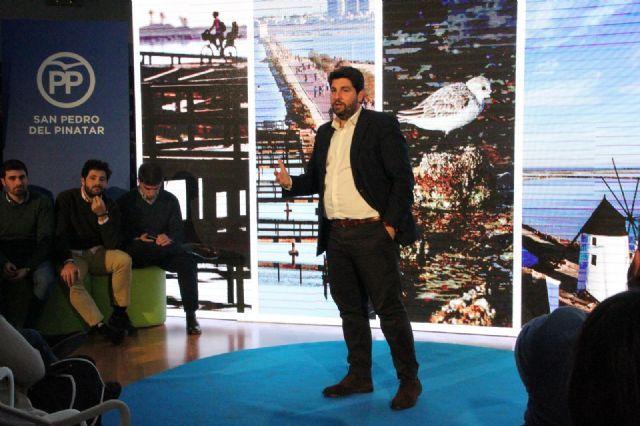 López Miras: Con la apertura del Aeropuerto Internacional abrimos la puerta a nuevas oportunidades para todos los murcianos - 2, Foto 2