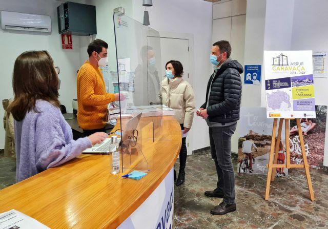 El Ayuntamiento de Caravaca tiene abierto el plazo para optar a las ayudas destinadas a la reforma de viviendas dentro del ´Plan Especial de Rehabilitación del Casco Histórico´ - 1, Foto 1