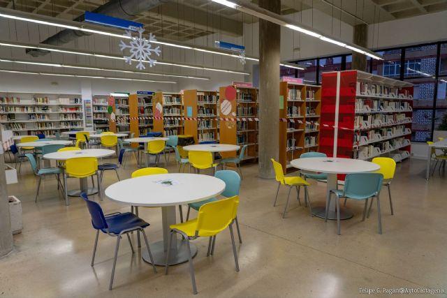 Tres bibliotecas municipales renuevan su mobiliario - 1, Foto 1