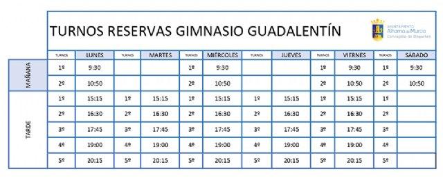 Modificación de horarios en las instalaciones deportivas - 2, Foto 2