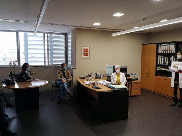 Salud Pública y Ayuntamiento de Lorca vacunarán este fin de semana a los profesionales que desempeñen su trabajo en clínicas sanitarias de los municipios del área III - 1, Foto 1