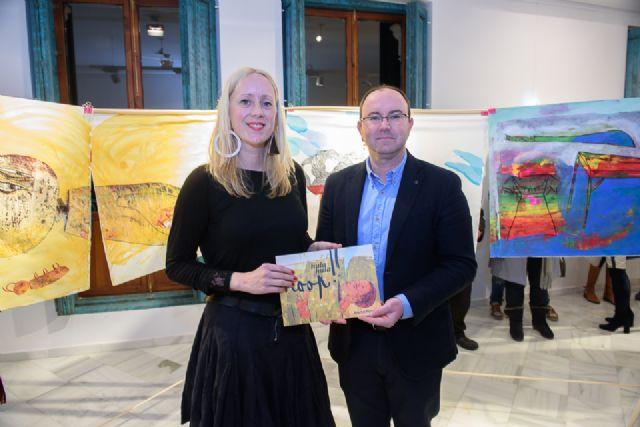 Montero y Rogowicz inauguran sus exposiciones en Casas Consistoriales - 3, Foto 3