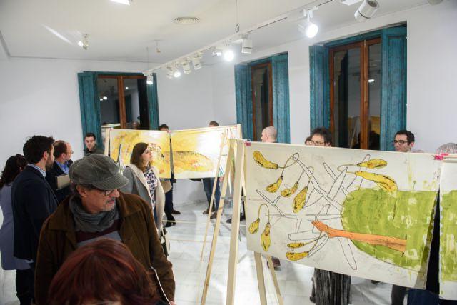 Montero y Rogowicz inauguran sus exposiciones en Casas Consistoriales - 4, Foto 4