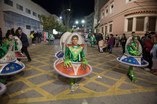 El AMPA del Colegio Ginés García y la Peña el Tolín ganan el primer premio del Carnaval Infantil, Foto 2