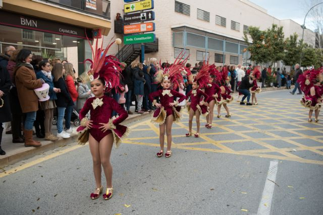 El AMPA del Colegio Ginés García y la Peña el Tolín ganan el primer premio del Carnaval Infantil, Foto 3