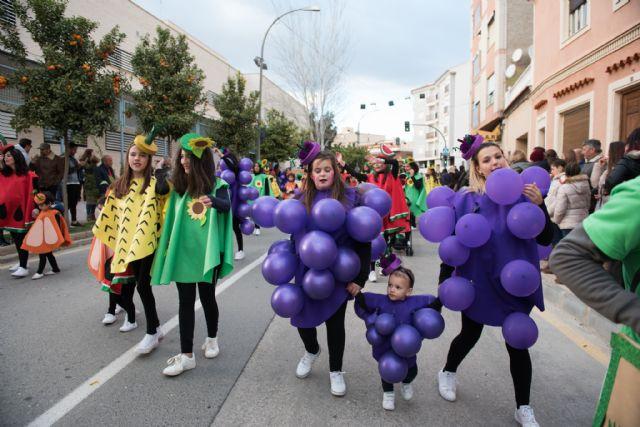 El AMPA del Colegio Ginés García y la Peña el Tolín ganan el primer premio del Carnaval Infantil, Foto 4