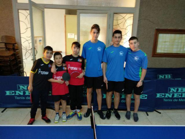 2ª nacional. Totana Promesas 4 - 2 Huntec Club Albacete TM, Foto 1