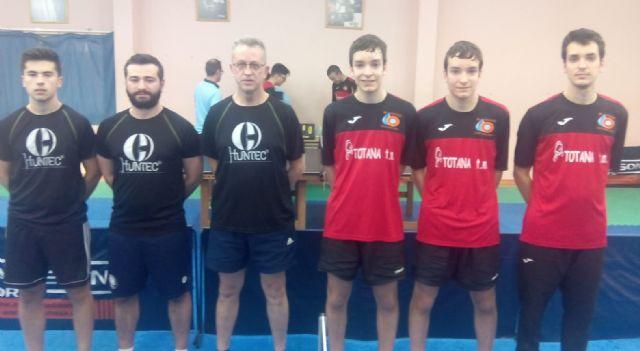 2ª nacional. Totana Promesas 4 - 2 Huntec Club Albacete TM, Foto 4