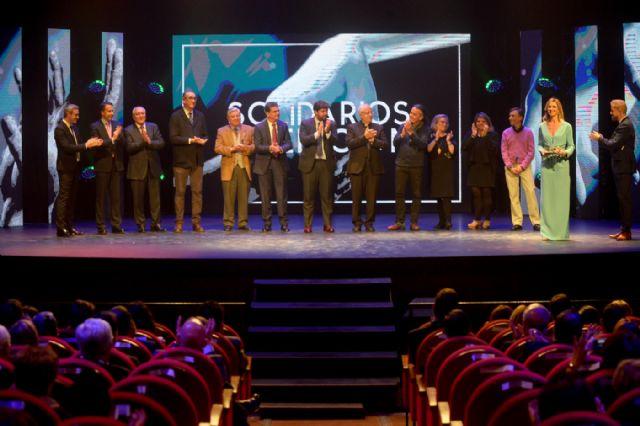 Alcantarilla acoge esta noche la III Gala Solidarios que la 7Tv organiza - 1, Foto 1