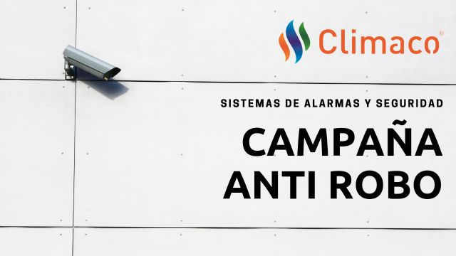 Campaña especial de sistemas de seguridad y alarmas ante la oleada de robos - 1, Foto 1