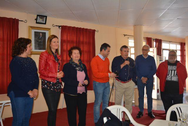 Más de un centenar de usuarios del Club de Mayores de Lorquí visitan el municipio de Águilas - 2, Foto 2
