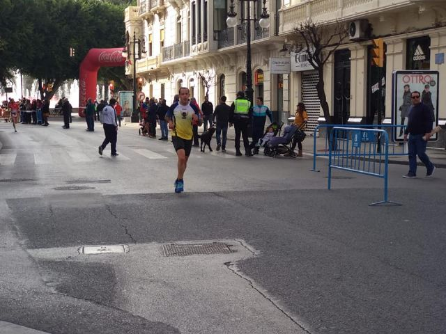 The CAT was present in the Half Marathon City of Orihuela- Regional Championship
