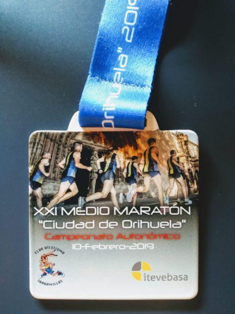 El CAT estuvo presente en la Media Maratón Ciudad de Orihuela- Campeonato autonómico, Foto 4