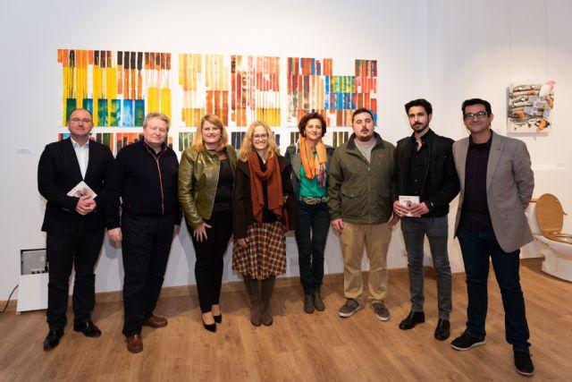 Obras de treinta artistas se exponen en Mazarrón hasta el 10 de marzo, Foto 1