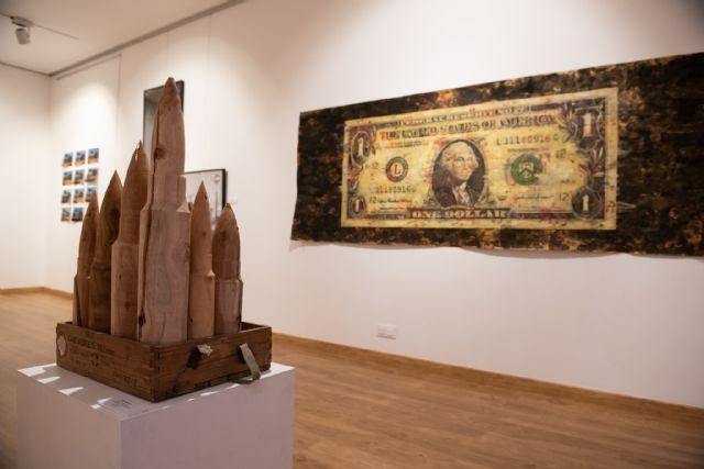 Obras de treinta artistas se exponen en Mazarrón hasta el 10 de marzo, Foto 2