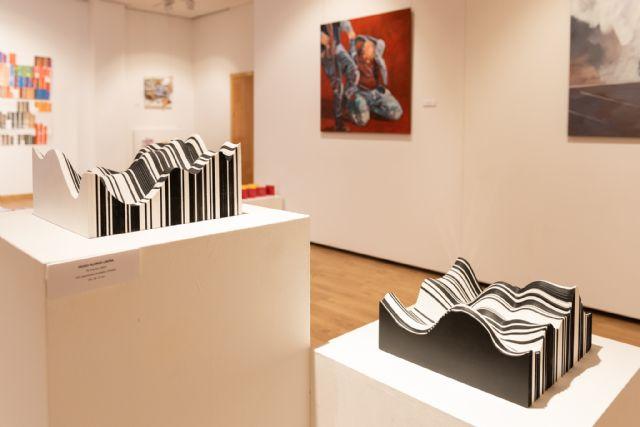 Obras de treinta artistas se exponen en Mazarrón hasta el 10 de marzo, Foto 3