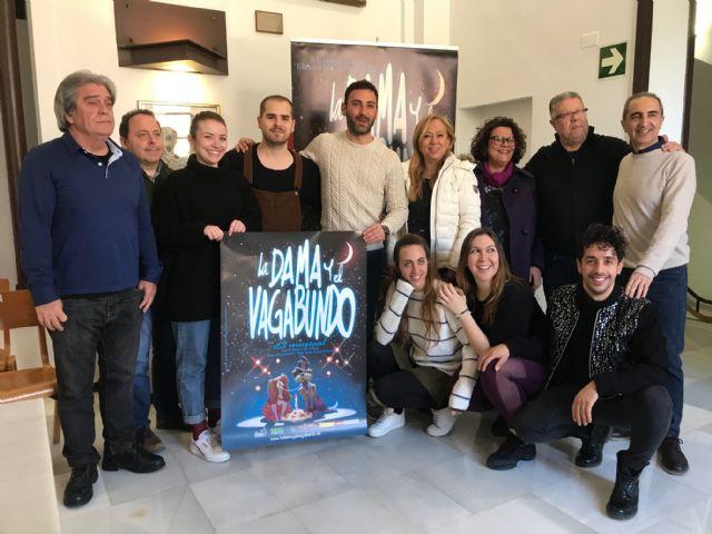 Más de 3.000 escolares de toda la comarca disfrutarán del 12 al 15 de febrero del musical La Dama y el Vagabundo - 1, Foto 1