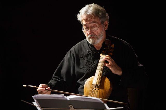 El experto en música antigua Jordi Savall recupera en el Auditorio regional el sonido de 'Las rutas de la esclavitud', Foto 1
