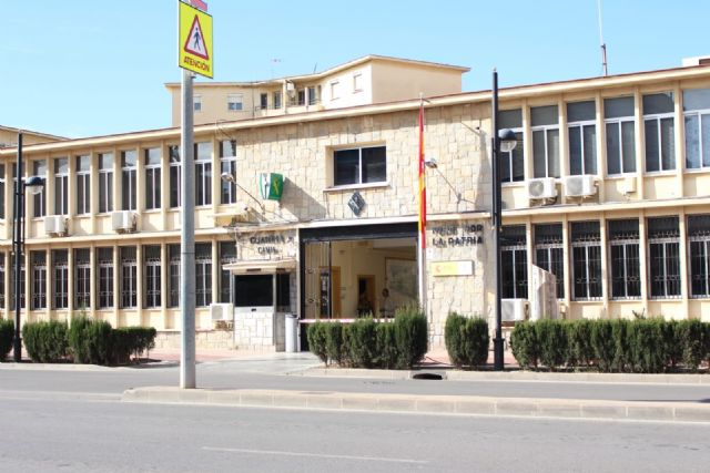 Cs pedirá explicaciones a la Delegación del Gobierno por el cuartel de la Guardia Civil y la comisaría de Policía Nacional - 1, Foto 1