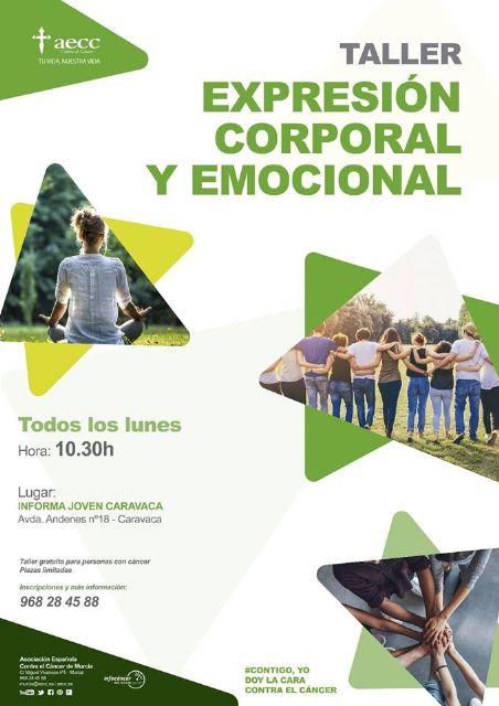La AECC pone en marcha en Caravaca un servicio de atención psicológica y social para pacientes con cáncer y sus familiares - 2, Foto 2