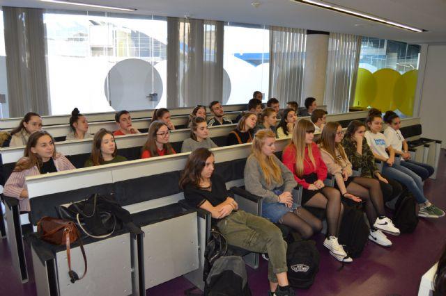 El intercambio escolar del IES Salvador Sandoval y el Lycée Albert Camus francés cumple 10 años - 1, Foto 1