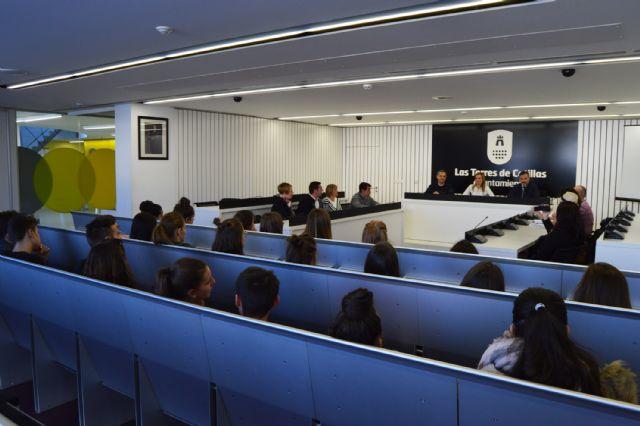 El intercambio escolar del IES Salvador Sandoval y el Lycée Albert Camus francés cumple 10 años - 3, Foto 3