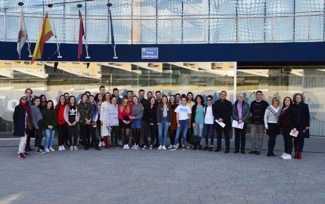 El intercambio escolar del IES Salvador Sandoval y el Lycée Albert Camus francés cumple 10 años - 4, Foto 4