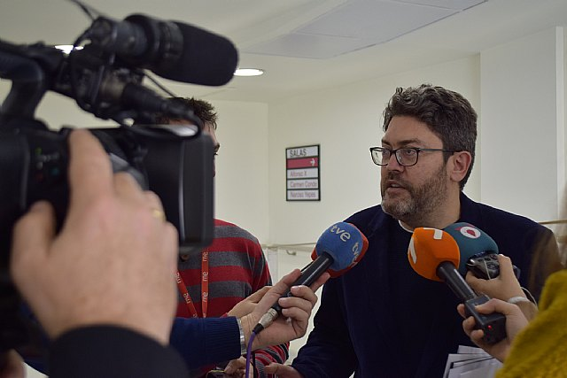 Ciudadanos propone que la reforma del Estatuto de Autonomía se apruebe antes del final de la legislatura, Foto 1