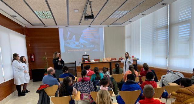 CETEM celebra el Día Internacional de la Mujer y la Niña en la Ciencia divulgando el papel de sus científicas en visitas guiadas - 1, Foto 1