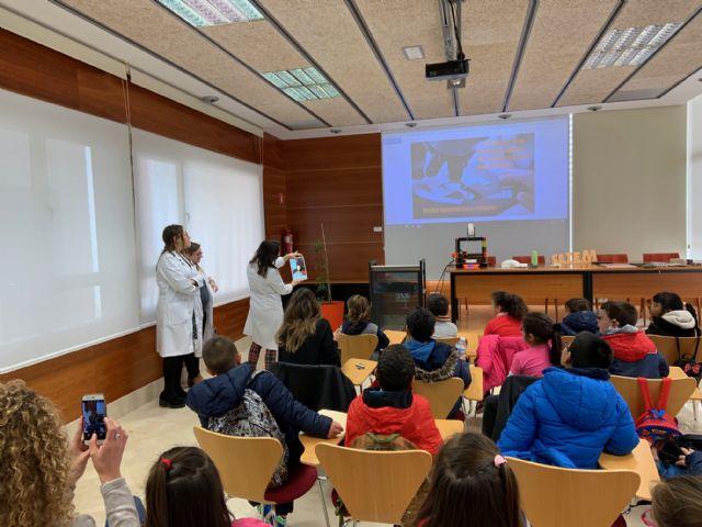 CETEM celebra el Día Internacional de la Mujer y la Niña en la Ciencia divulgando el papel de sus científicas en visitas guiadas - 2, Foto 2