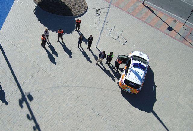 El Ayuntamiento torreño adquiere un coche y un dron para Protección Civil - 1, Foto 1