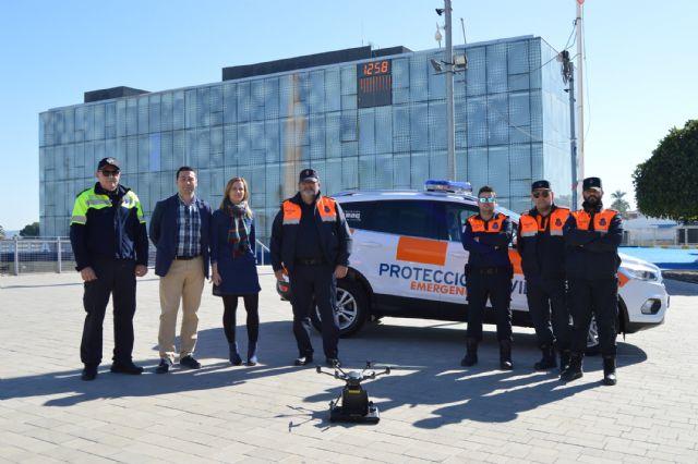 El Ayuntamiento torreño adquiere un coche y un dron para Protección Civil - 4, Foto 4