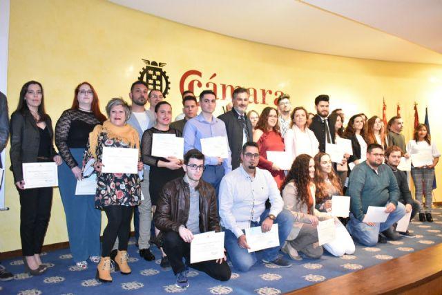 La Comunidad premia a los 35 mejores alumnos de Formación Profesional - 1, Foto 1