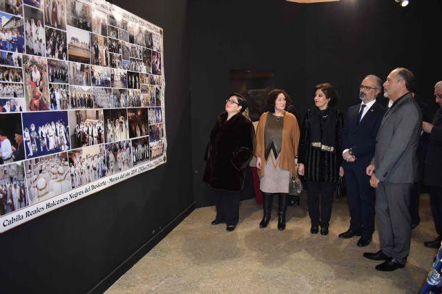 La Cábila Halcones Negros celebra su 60 aniversario con una exposición en la Compañía de Jesús - 3, Foto 3
