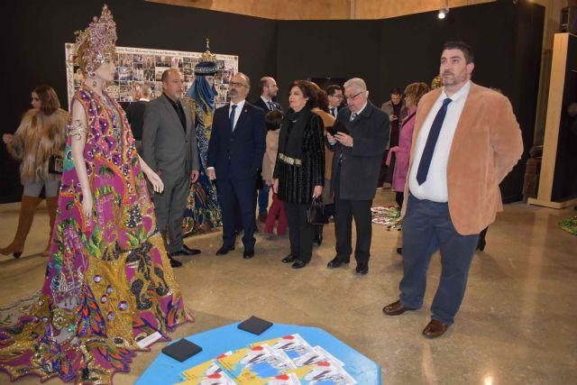 La Cábila Halcones Negros celebra su 60 aniversario con una exposición en la Compañía de Jesús - 4, Foto 4