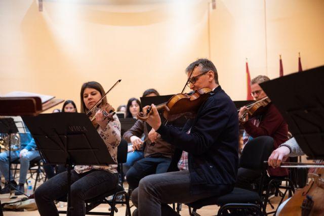 La Orquesta Sinfónica de Cartagena celebra un concierto extraordinario en el Auditorio El Batel de Cartagena - 1, Foto 1