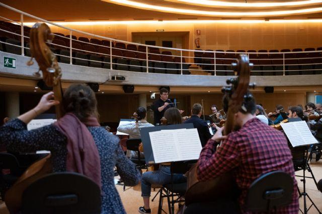 La Orquesta Sinfónica de Cartagena celebra un concierto extraordinario en el Auditorio El Batel de Cartagena - 2, Foto 2