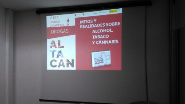 Desde el pasado mes de diciembre hasta marzo, está teniendo lugar en el municipio el Programa ARGOS Comunitario - 3, Foto 3