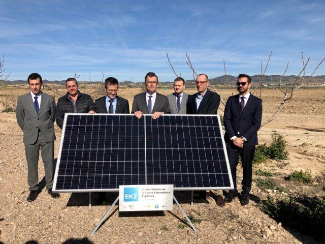 El parque fotovoltaico de Baños y Mendigo Algibicos evitará la emisión de 8.400 toneladas anuales de CO2 - 2, Foto 2