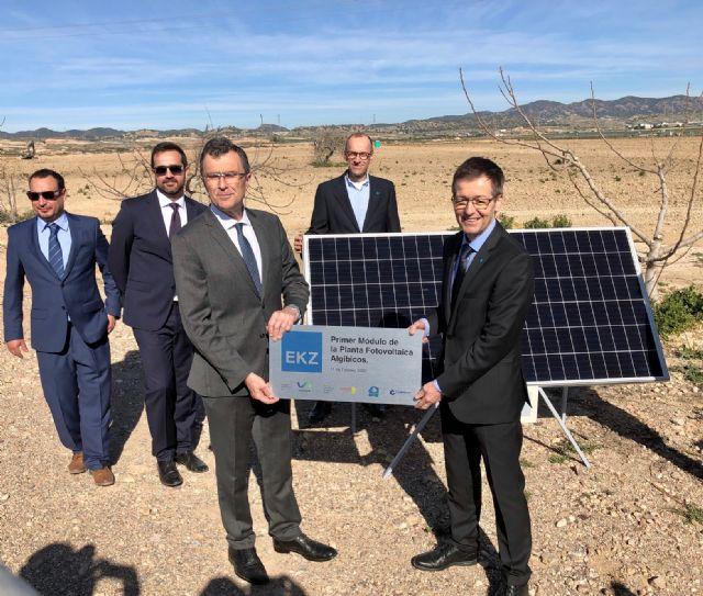 El parque fotovoltaico de Baños y Mendigo Algibicos evitará la emisión de 8.400 toneladas anuales de CO2 - 4, Foto 4