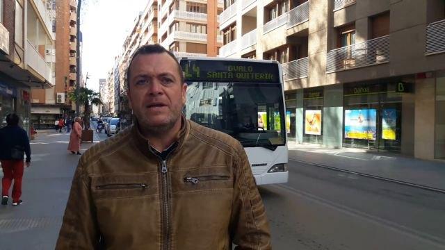 El Partido Popular propone que el transporte urbano sea gratuito ante episodios de contaminación atmosférica - 2, Foto 2