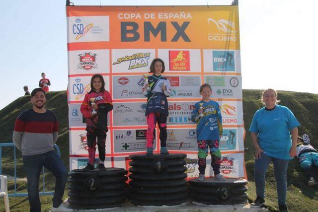 Chiara Muñoz arranca la temporada de BMX en El Campello como líder de la Copa de España - 1, Foto 1