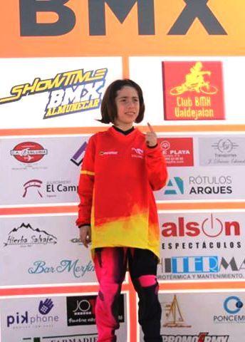 Chiara Muñoz arranca la temporada de BMX en El Campello como líder de la Copa de España - 2, Foto 2